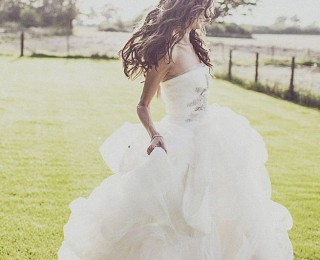 How to Get in Shape Before Your Big Day ~ Part 1