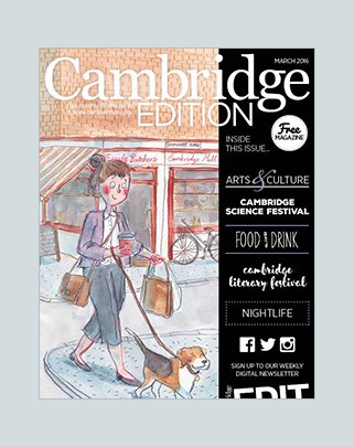 Cambridge Edition │ March 2016 │ An interview with Katrina Otter Weddings