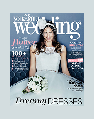 You & Your Wedding │ December / January 2016 │ Marquee styling and expert advice