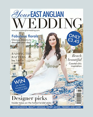 Your East Anglian Wedding │ August / September 2015 │ Coastal Cool weddings