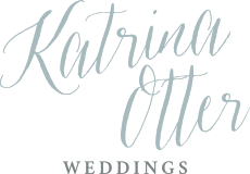 Katrina Otter Weddings