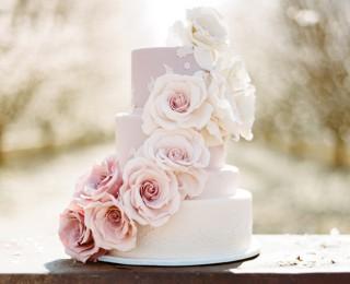 Wedding Inspiration Board ~ Blush