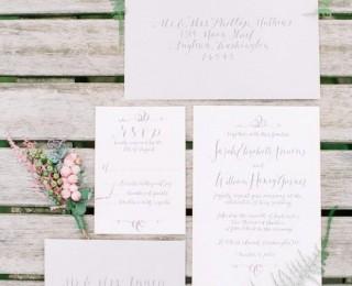 Wedding Planning Q&A: Wedding Invitation Wording