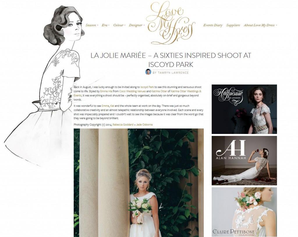 Wedding Planner Katrina Otter Weddings as featured on Love My Dress