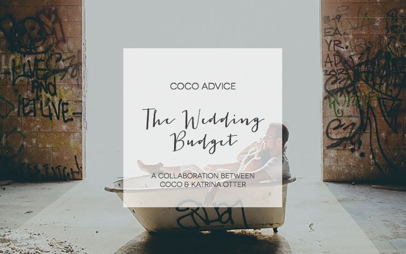 A Guide to Wedding Budgets Katrina Otter Wedding Planner