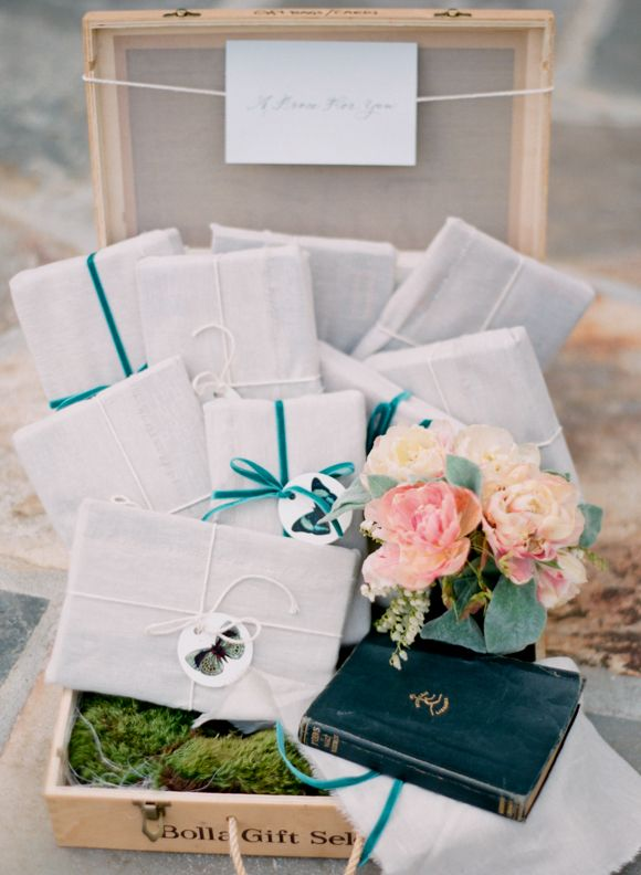 Wedding Planning Q&A: Wedding Favours