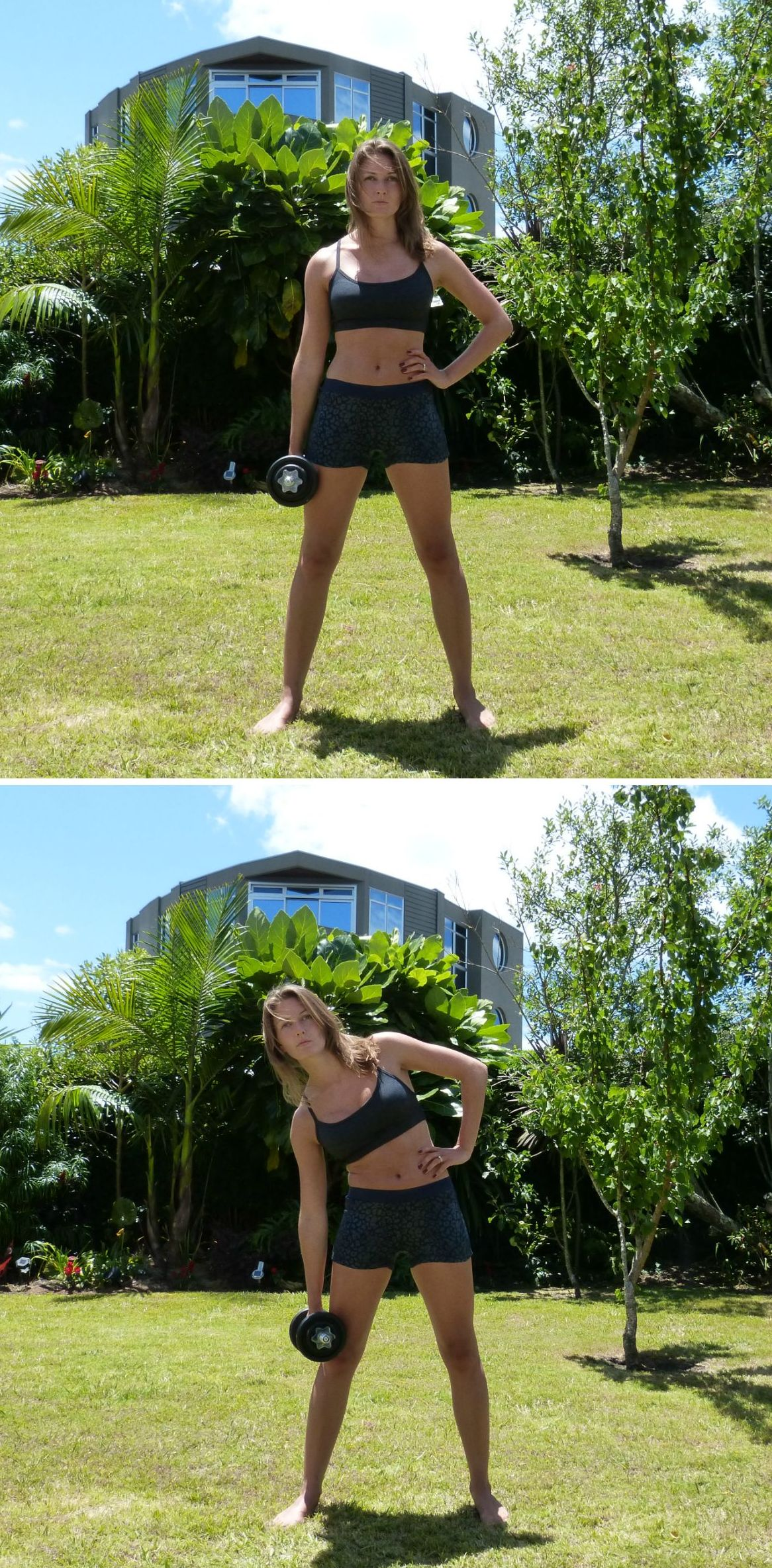 How to Get in Shape Before Your Big Day - Side Lowers 2