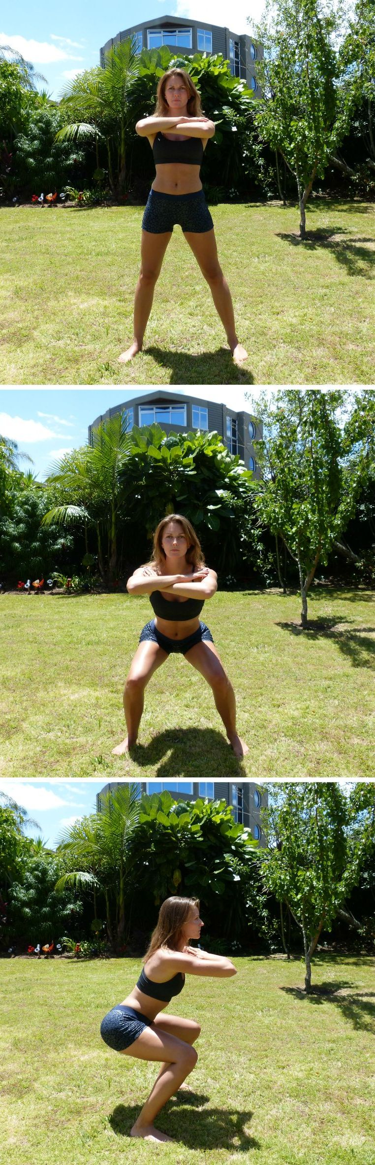 How to Get in Shape Before Your Big Day - Squats