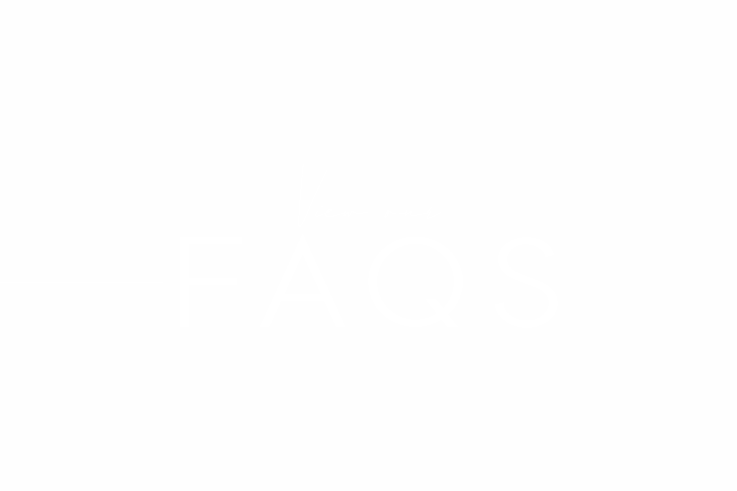 View our FAQs